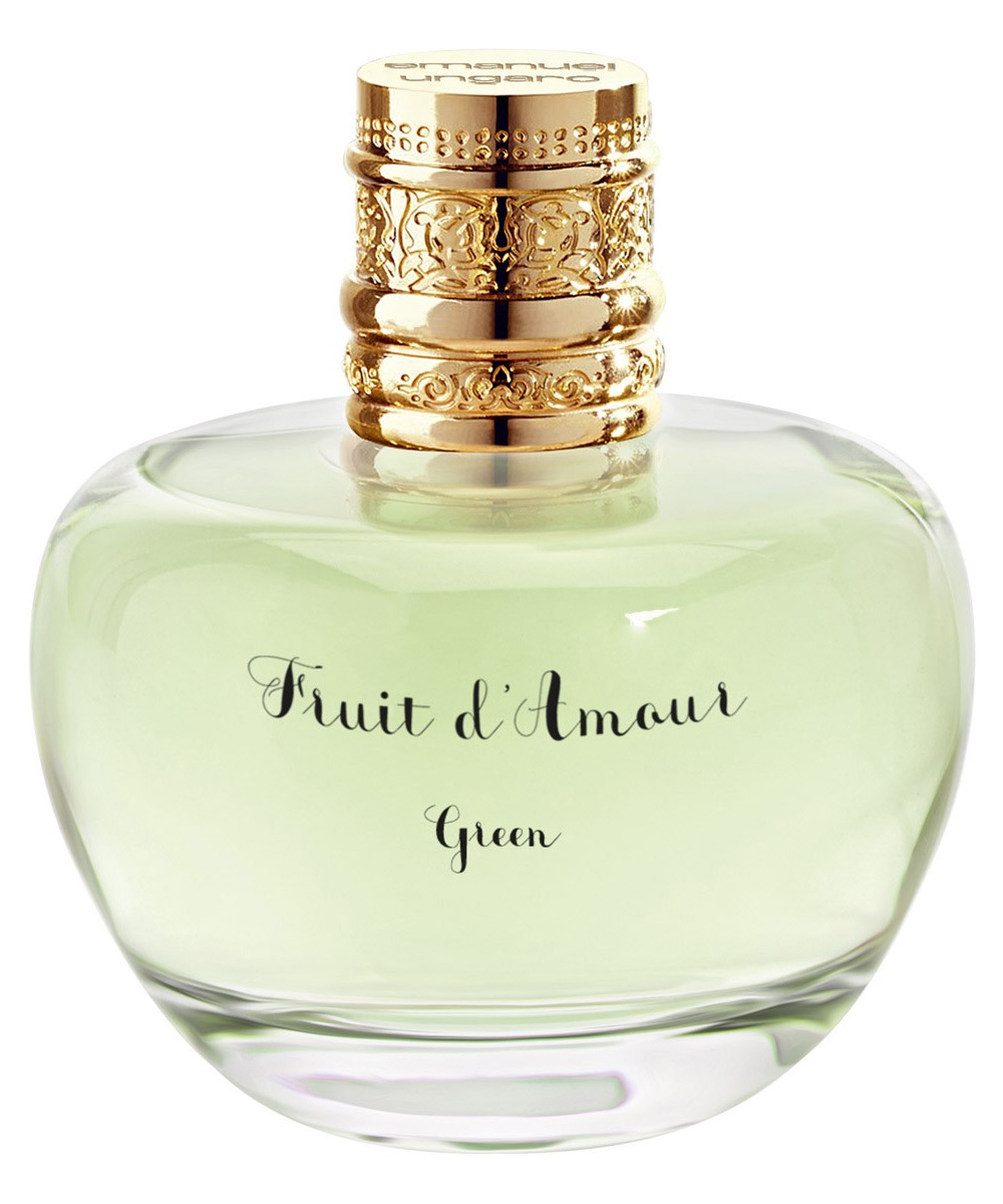Туалетная вода Emanuel Ungaro Fruit D'amour Green 100ml тестер фото