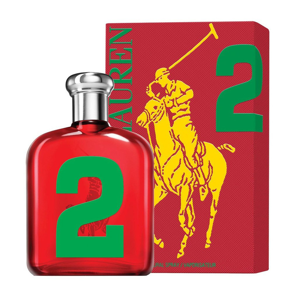Туалетная вода Ralph Lauren The Big Pony 2 75ml тестер фото