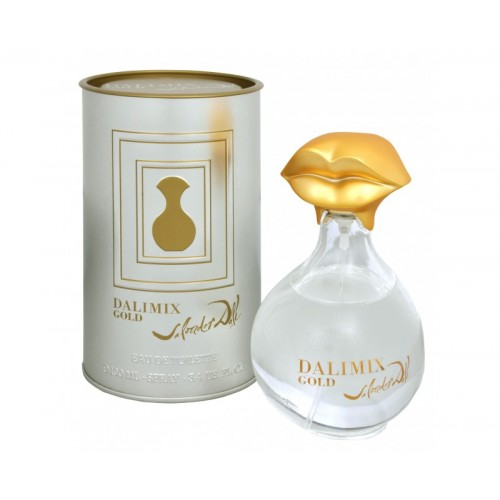 Туалетная вода Salvador Dali Dalimix Gold 100ml фото