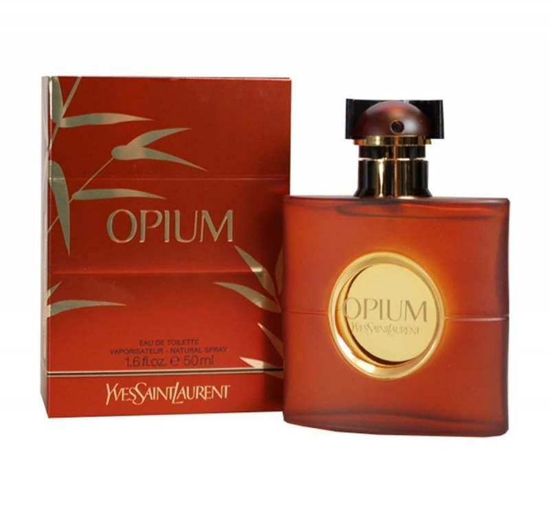 Купить Туалетная вода Yves Saint Laurent, Yves Saint Laurent Opium Eau De Toilette 90ml, Франция