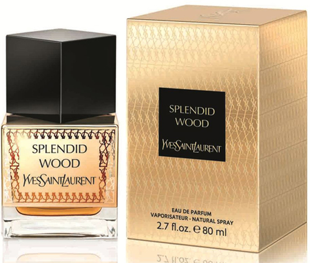 Парфюмерная вода Yves Saint Laurent Splendid Wood 80ml фото