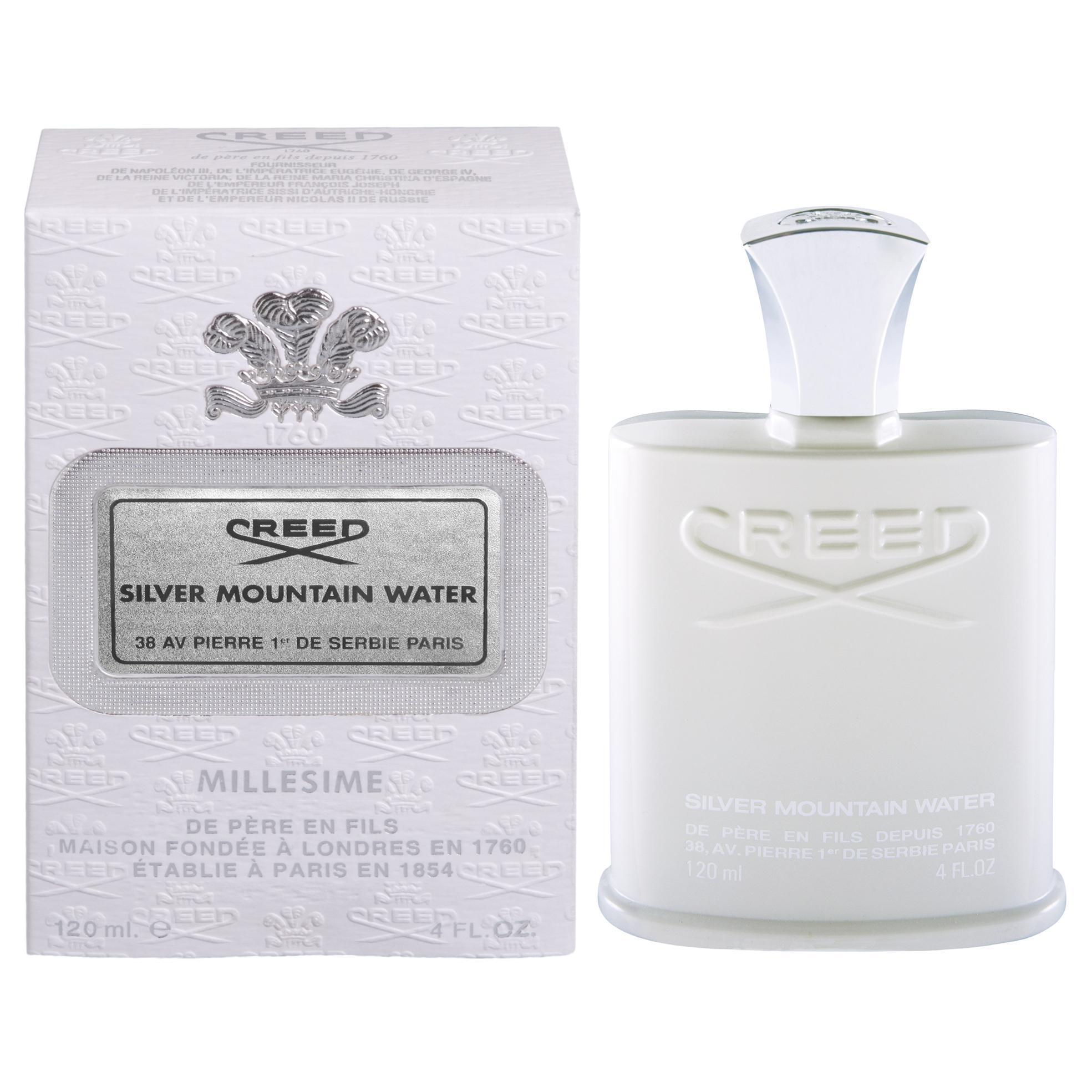 Парфюмерная вода Creed Silver Mountain Water 50ml фото