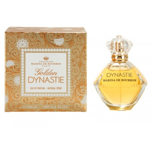 Парфюмерная вода Princesse Marina De Bourbon Golden Dynastie 100ml фото