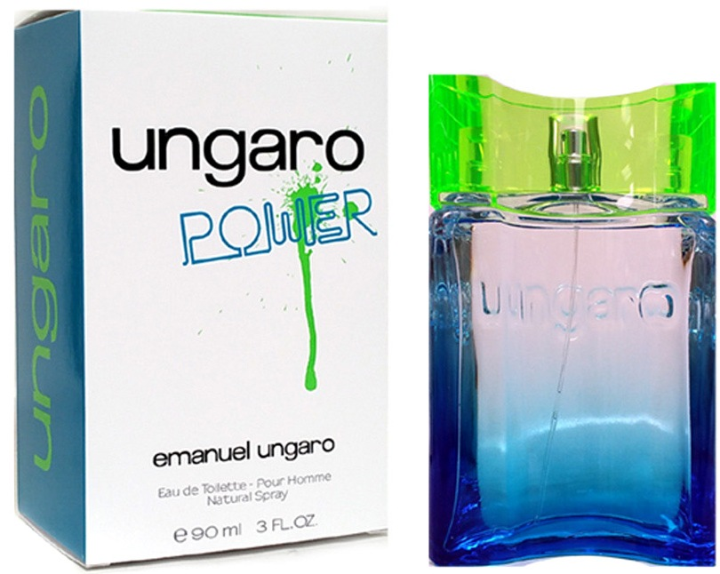 Туалетная вода Emanuel Ungaro Ungaro Power 50ml фото