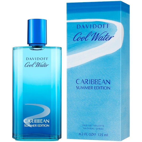 Туалетная вода Davidoff Cool Water Caribbean Summer Edition Men 125ml фото