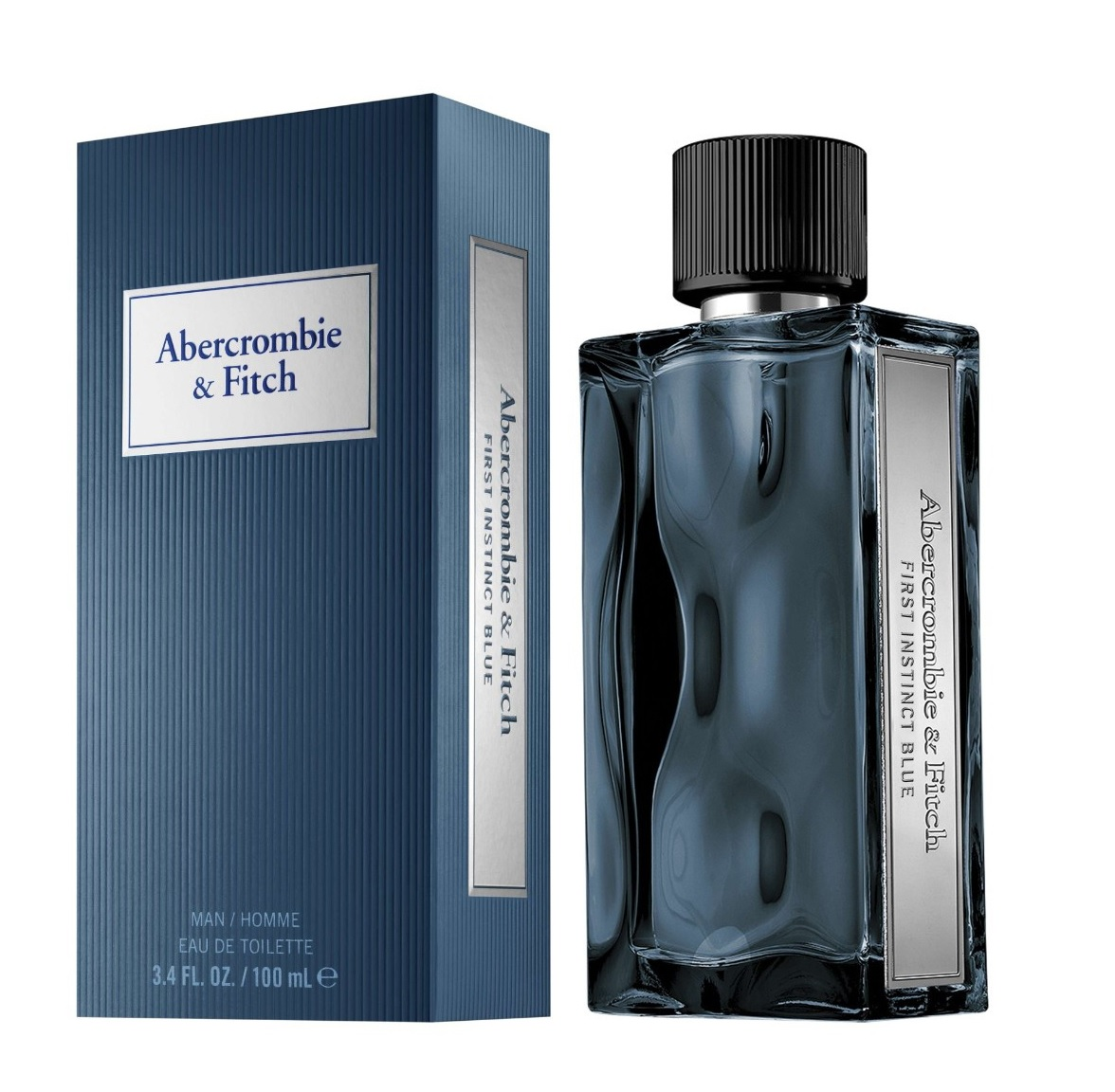 Купить Туалетная вода Abercrombie & Fitch, Abercrombie & Fitch First Instinct Blue Man 100ml тестер, США