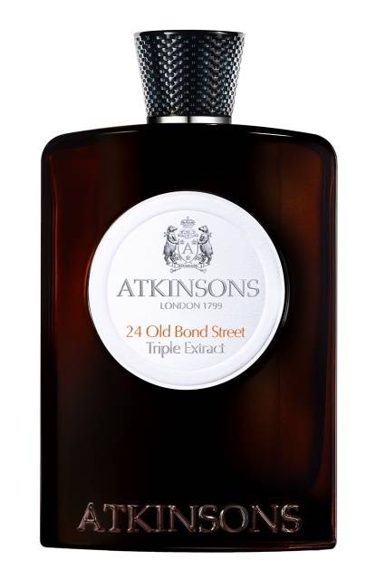Купить Одеколон Atkinsons, Atkinsons 24 Old Bond Street Triple Extract 100ml тестер, Великобритания