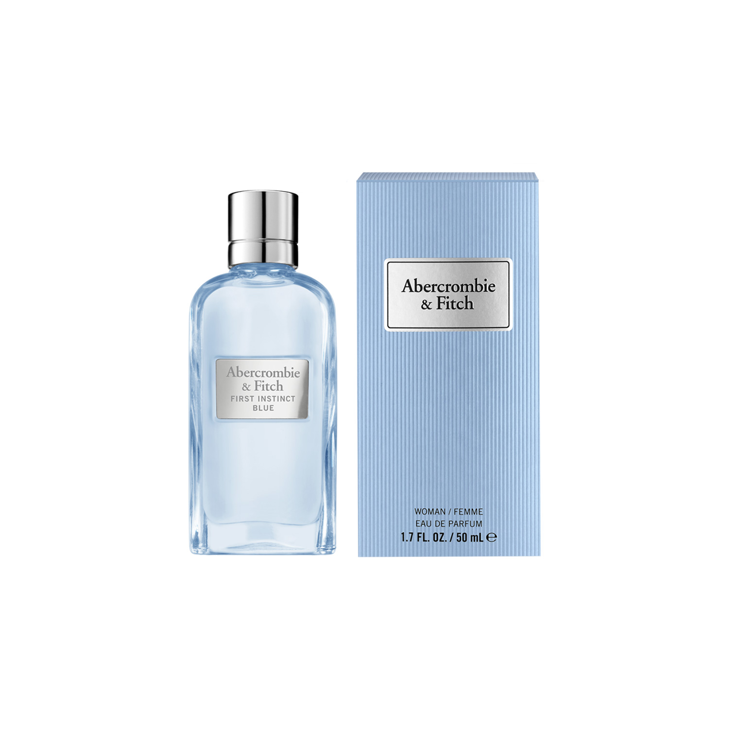 Купить Парфюмерная вода Abercrombie & Fitch, Abercrombie & Fitch First Instinct Blue Woman 50ml, США