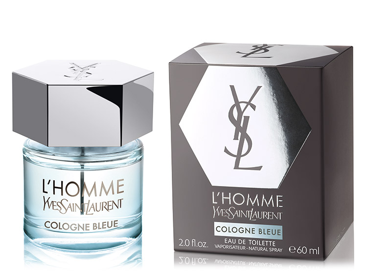 Купить Туалетная вода Yves Saint Laurent, Yves Saint Laurent L'homme Cologne Bleue 60ml, Франция