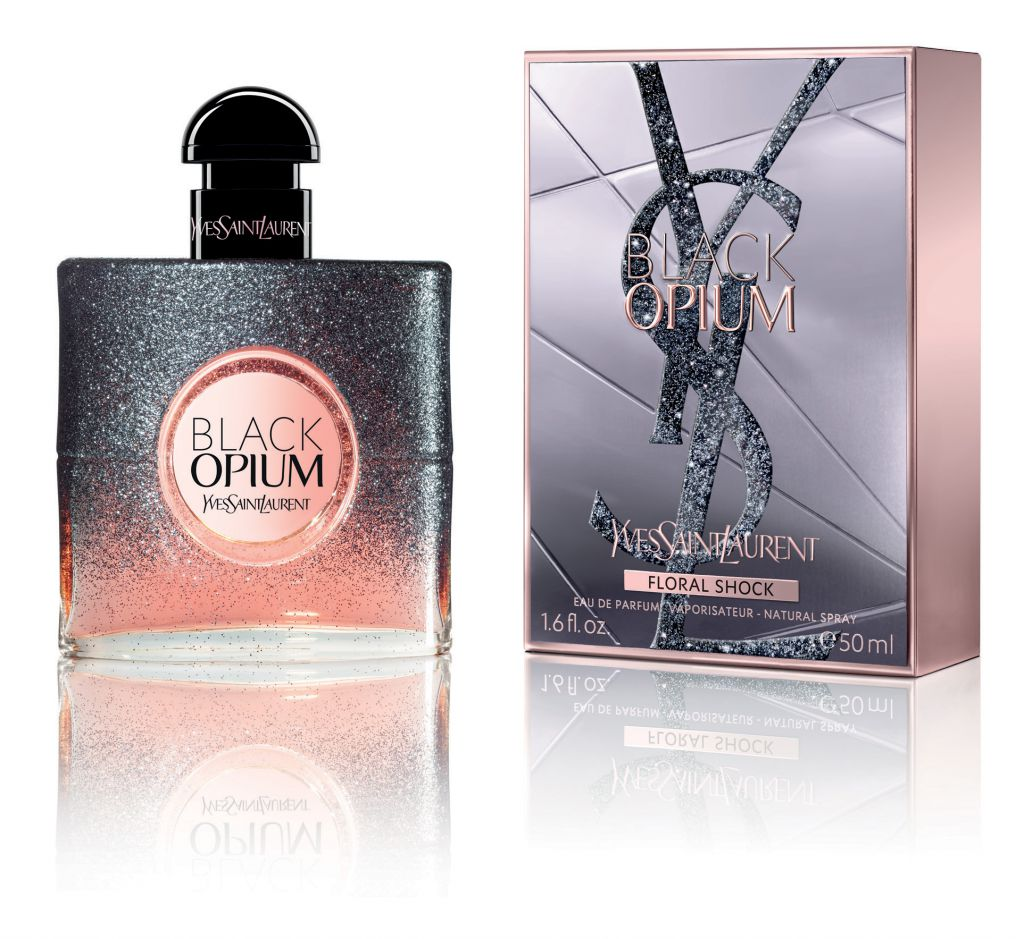 Купить Парфюмерная вода Yves Saint Laurent, Yves Saint Laurent Opium Black Floral Shock 50ml, Франция