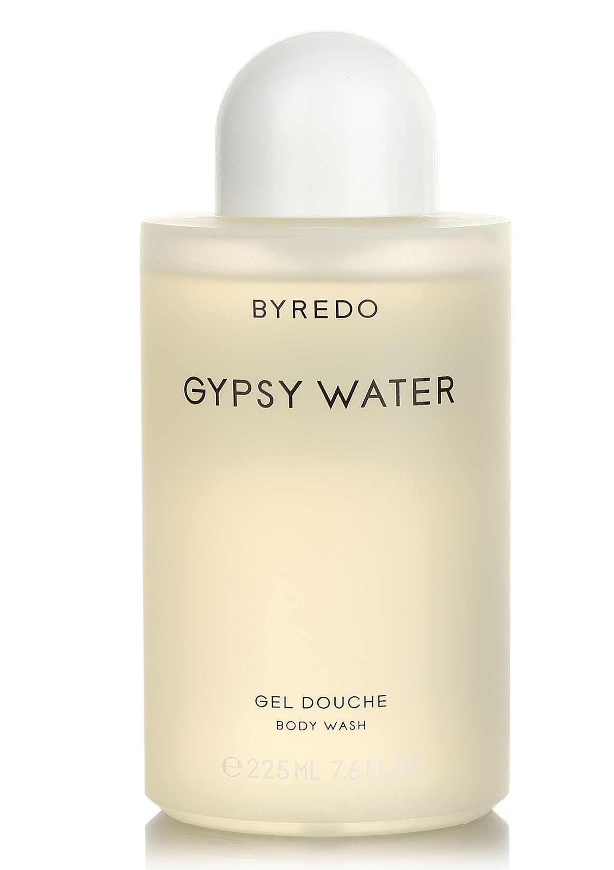 Гель для душа Byredo Gypsy Water 225ml фото