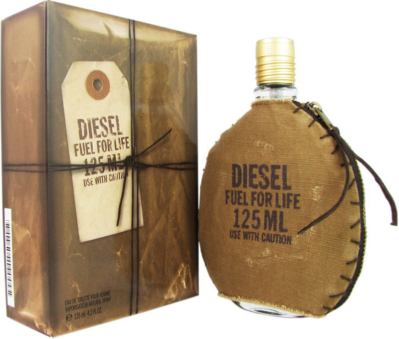 Туалетная вода Diesel Fuel For Life Men 125ml фото