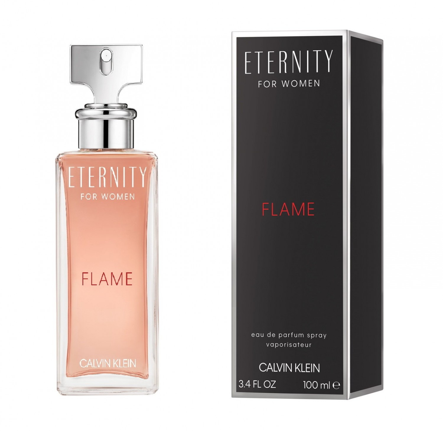 Купить Парфюмерная вода Calvin Klein, Calvin Klein Eternity Flame For Women 50ml, США