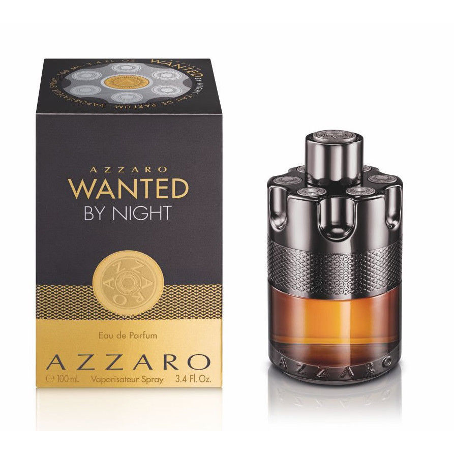 Парфюмерная вода Azzaro Wanted By Night 100ml фото