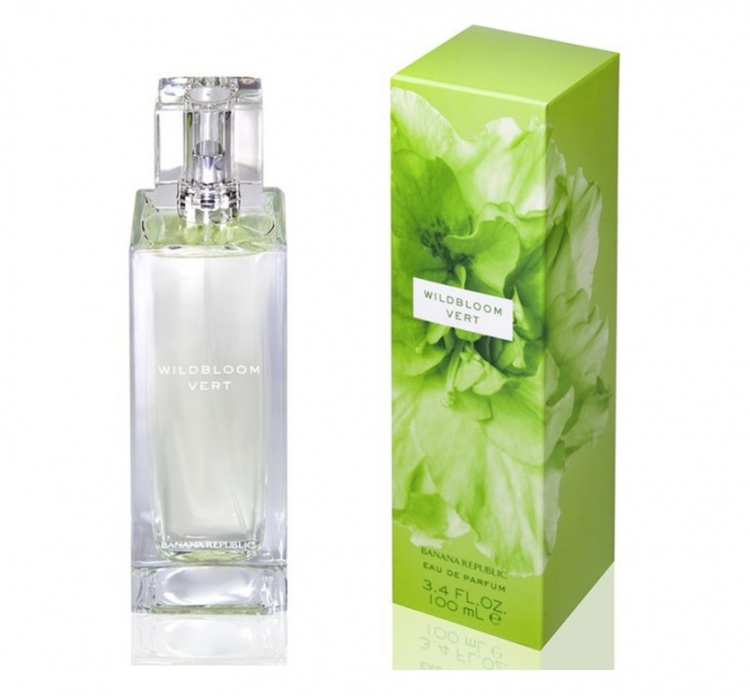 Парфюмерная вода Banana Republic Wildbloom Vert 100ml фото