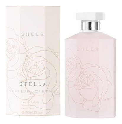 Туалетная вода Stella Mccartney Sheer Stella 2008 100ml фото