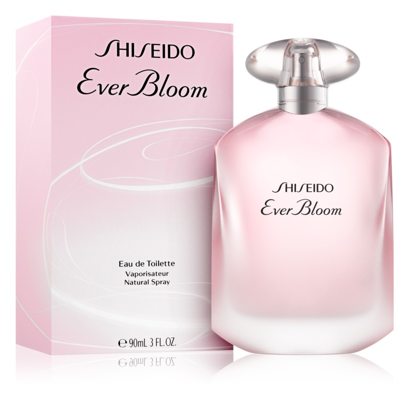 Туалетная вода Shiseido Ever Bloom Eau De Toilette 50ml фото