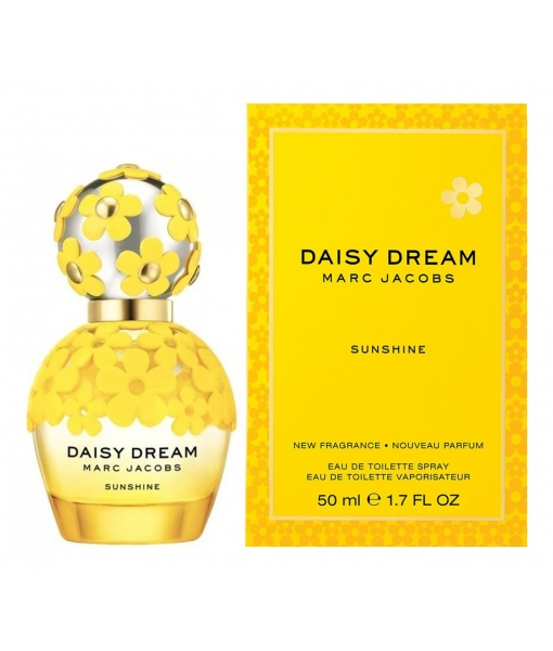 Туалетная вода Marc Jacobs Daisy Sunshine 50ml фото