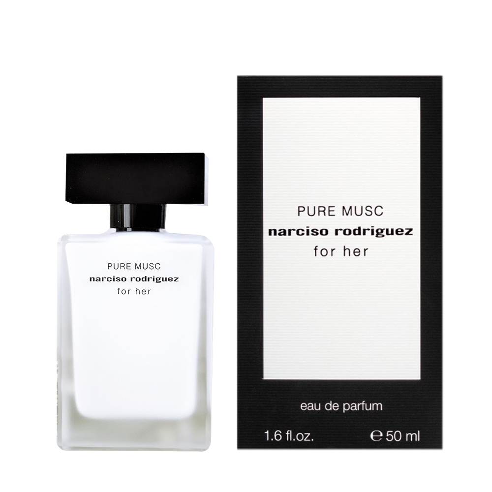 Купить Парфюмерная вода Narciso Rodriguez, Narciso Rodriguez Pure Musc For Her 50ml, США