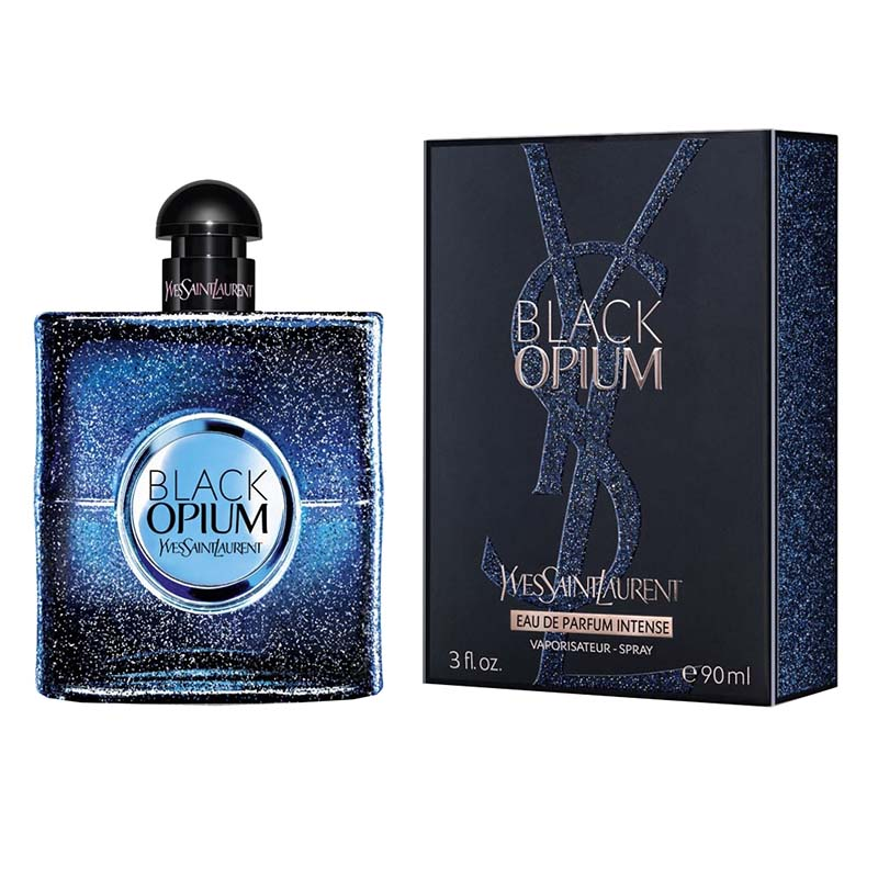 Парфюмерная вода Yves Saint Laurent Black Opium Intense 50ml фото
