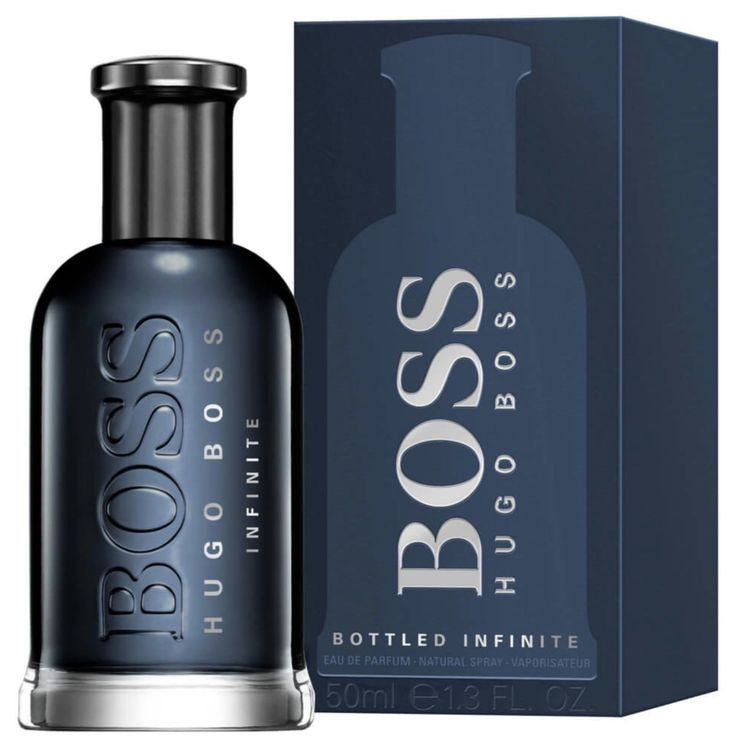 Парфюмерная вода Hugo Boss Boss Bottled Infinite 50ml фото