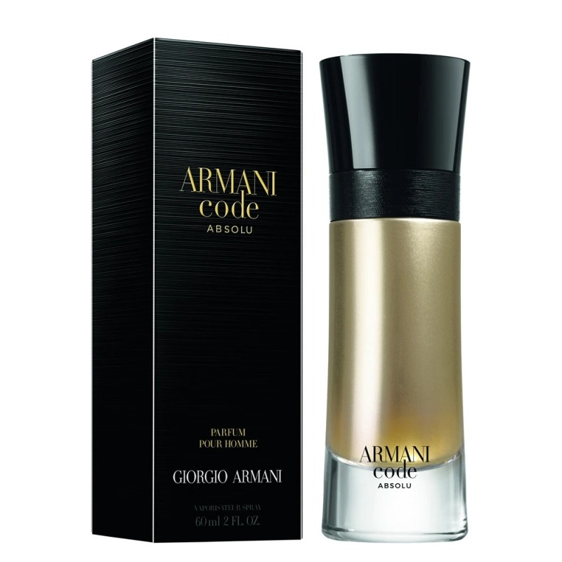 ARMANI CODE ABSOLU FOR MEN